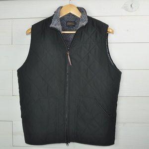 Pendleton lined vest